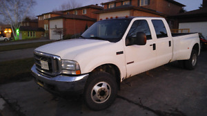 2003 ford f350 dully ARP STUDDED! ! Trade for subaru