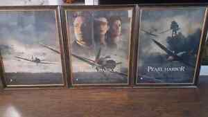 Pearl Harbor movies posters.
