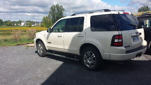 2007 Ford Explorer limited SUV, Crossover