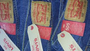 LEVI'S  505  jeans  - $50 each
