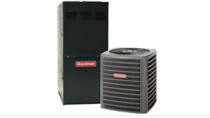 Air Conditioner Goodman or Keeprite Lowest Price in GTA !