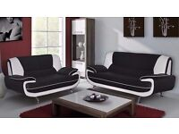 Brand New -- Supreme Quality -- Carol 3 and 2 Seater Sofa -- Same Day Delivery -- Cheapest Offer