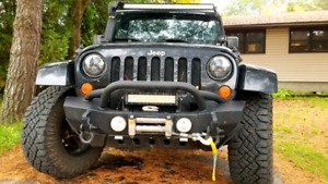 2011 Jeep Wrangler Sahara Unltd. For Sale