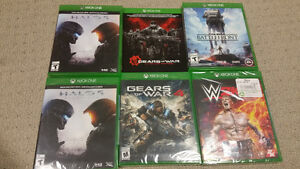 Brand New Sealed & Lightly Used Xbox One Games for Sale Cheap