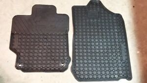 Tapis hiver en Rubber Camry 2013 +