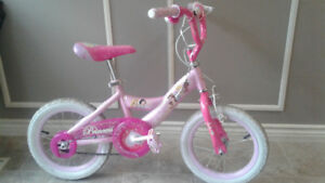 Princess bike, good condition