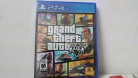 GTA5 PS4 (Sealed, not opened, not played) or TRADE with MKX