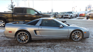 Wanted 1991-2005 acura Nsx