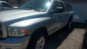 2004 dodge ram with hemi trade for travel trailer or project