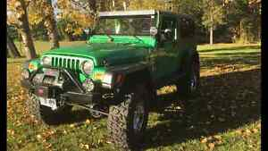 2005 Jeep Other loaded Coupe (2 door) Prince George British Columbia image 1