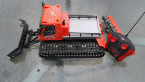 RC Blizzard tracked vehicle