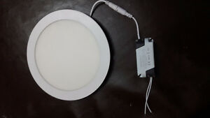 5x 18W SMD LED Recessed Ceiling Panel Down Light Lamp W/ Driver