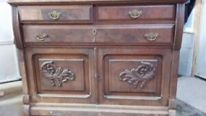 Antique sideboard from 1800's