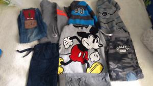Boys  clothing  size 3t.
