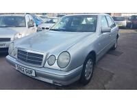 1999 MERCEDES E200 ELEGANCE AUTOMATIC ONE OWNER