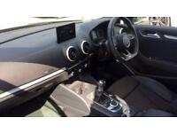 2016 Audi A3 1.4 TFSI 150ps S Line 3dr Manu Manual Petrol Hatchback