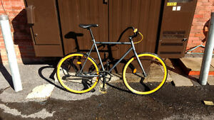 Fixie / single speed bike
