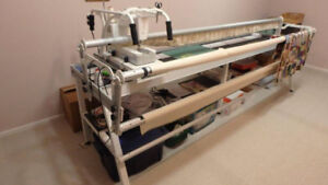 Grace quilting frame