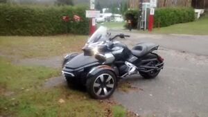 Can Am Spyder F3S 2015 10311 KM