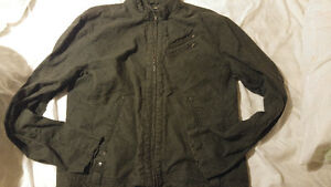 Mens guess spring jacket size xl