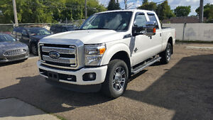 2013 Ford F-350 Platinum
