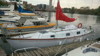 contessa 26 saillboat for sale