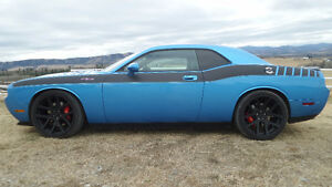 2010 Dodge Challenger SRT Supercharged....MINT