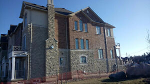 Brand new Executive never lived in End unit in Oakville -  on Pr