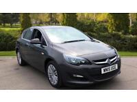 2016 Vauxhall Astra Excite Manual Petrol Hatchback