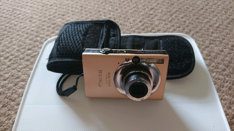 Canon camera | in Stoke-on-Trent, Staffordshire | Gumtree