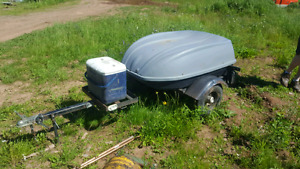 Motorcycle/ Atv trailer