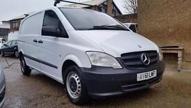 Mercedes-Benz Vito 2.1CDI 113 ( EU5 ) - Compact 113CDI Air Conditioning