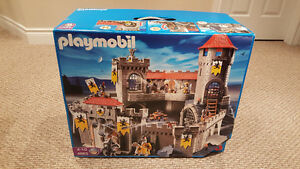 Playmobil Lion Knights Empire Castle #4865
