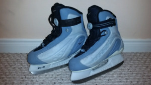 Womens Insulated Ice Skates Nike Tuuk Excellent Condition Sz 6