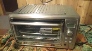 Black&decker convection toaster oven