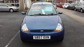 2007 FORD KA 1.3i Zetec Climate From GBP1,995 + Retail Package