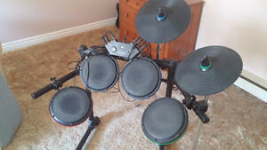 Well used Ion drum rocker kit (Xbox 360)