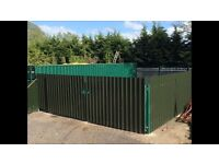 To rent: compounds, yard space, containers,