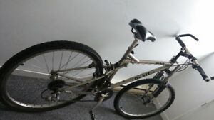 Aspen Pacific - Double suspension - montagne - Shimano - Cromoly