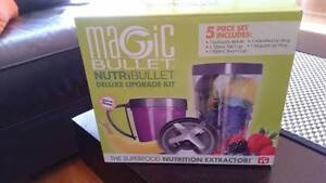 BRAND NEW NUTRIBULLET DELUXE UPGRADE KIT Illawong Sutherland Area Preview
