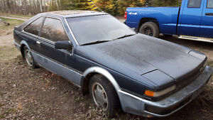 1984 Nissan 200sx project cars