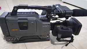 Sony DVcam professional camera