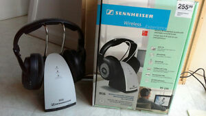 sennheiser wireles headphone