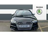 2020 Audi A3 S3 TFSI 300 Quattro 5dr S Tronic Petrol Hatchback Auto Hatchback Pe