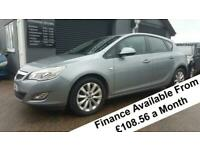 2012 Vauxhall Astra Active Cdti 1.7 Hatchback Diesel Manual