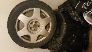 16' alloy rims for vw