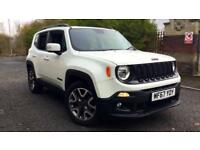 2017 Jeep Renegade 1.6 Multijet Night Eagle II 5d Manual Diesel Hatchback