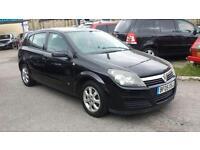 Vauxhall Astra 1.6i 16v Breeze 5 DOOR - 2005 05-REG - FULL 12 MONTHS MOT
