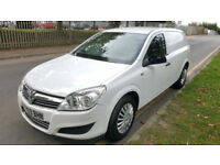 VAUXHALL ASTRA VAN WITH AIR CON 1.3CDTi CLUB NO VAT 2010