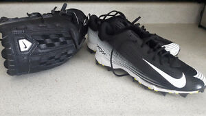 Nike Glove And Cleats